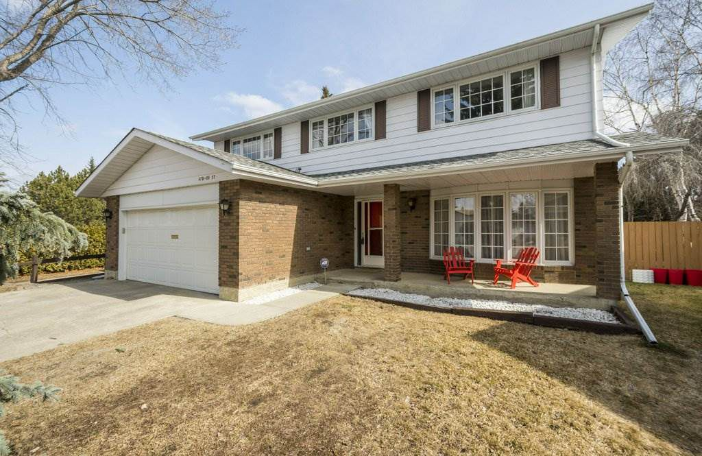 Main Photo: 4731 151 Street in Edmonton: Zone 14 House for sale : MLS®# E4149041