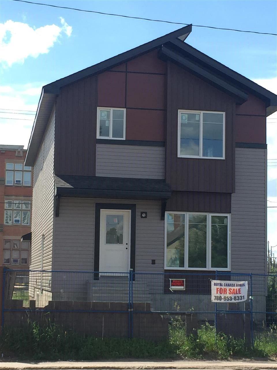 Main Photo: 10712 95 ST in Edmonton: Zone 13 House for sale : MLS®# E4149560