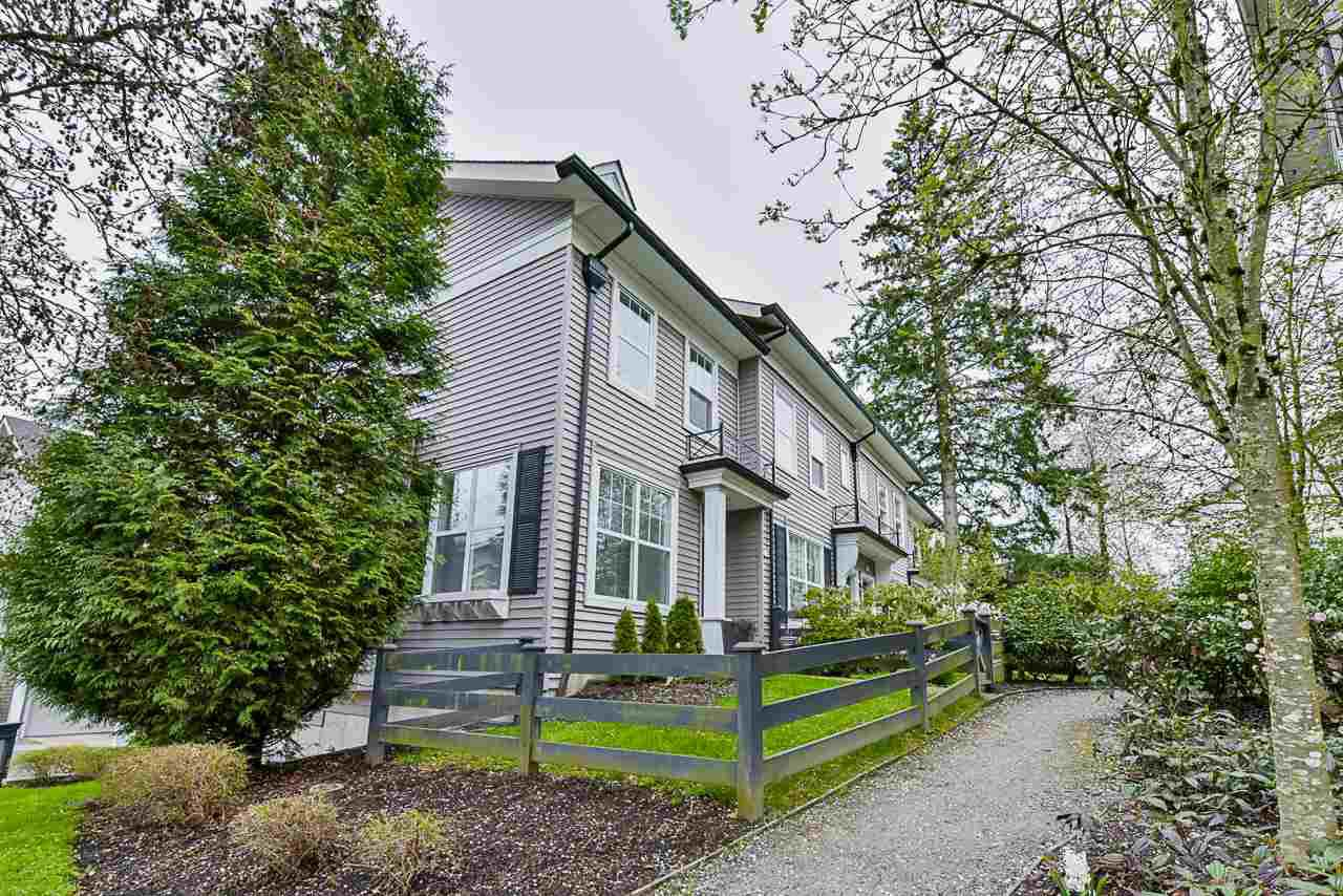 "Main Photo: 63 15075 60 Avenue in Surrey: Sullivan Station Townhouse for sale in ""Natures Walk"" : MLS®# R2359483"