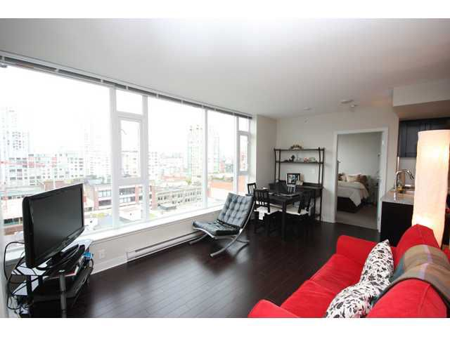 "Main Photo: 1004 1133 HOMER Street in Vancouver: Downtown VW Condo for sale in ""H&H"" (Vancouver West)  : MLS®# V874031"