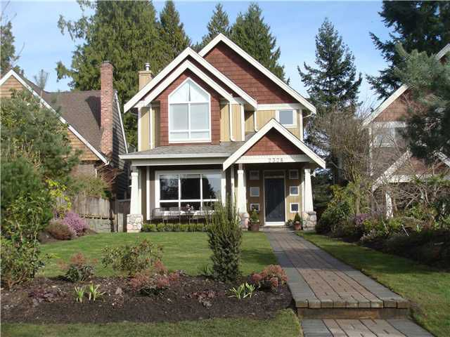 Main Photo: 2328 JONES Avenue in North Vancouver: Central Lonsdale House for sale : MLS®# V878489