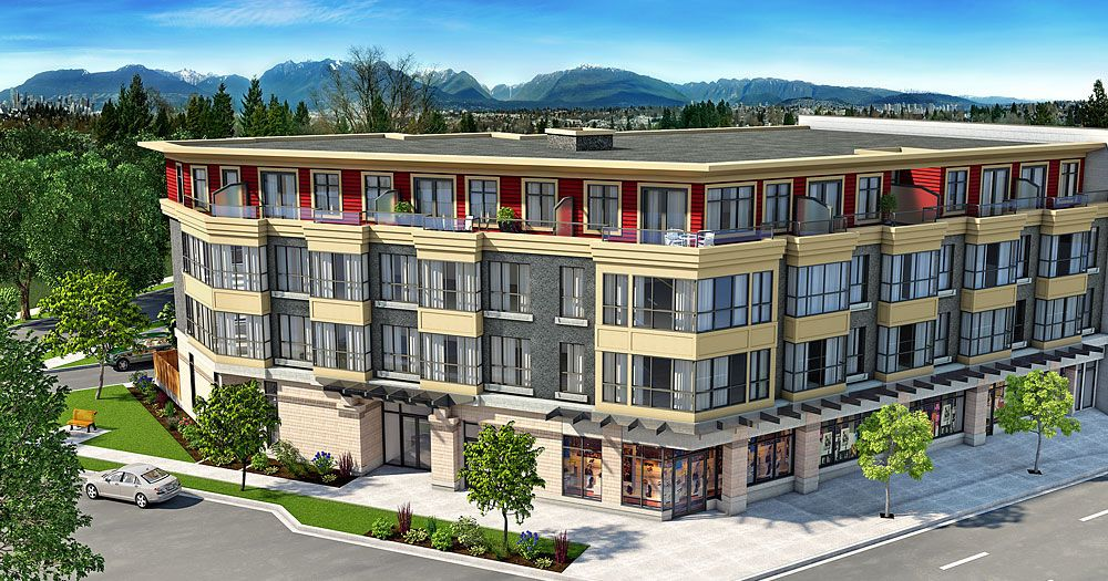 """Main Photo: PH3 3688 Inverness Street in Vancouver: Condo for sale in """"Charm"""""""