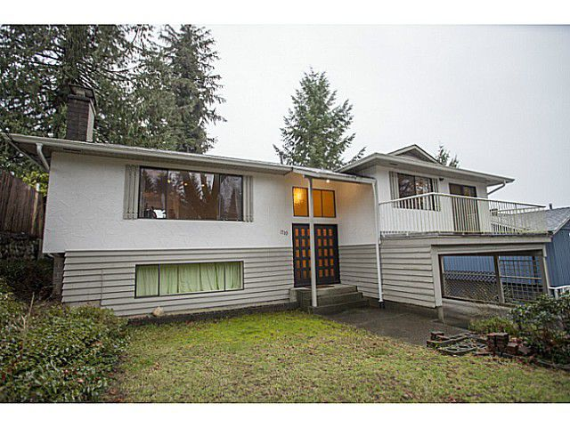 Main Photo: 1719 PETERS Road in North Vancouver: Lynn Valley House for sale : MLS®# V1105416