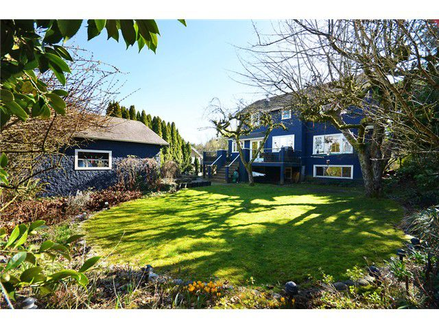 Main Photo: 1125 W 33RD Avenue in Vancouver: Shaughnessy House for sale (Vancouver West)  : MLS®# V1116632