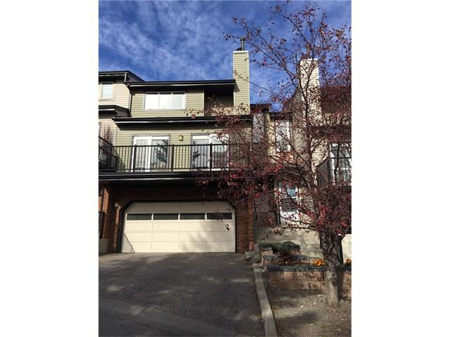 Main Photo: 23 448 Strathcona Drive SW in Calgary: Strathcona Park House for sale : MLS®# C4037166
