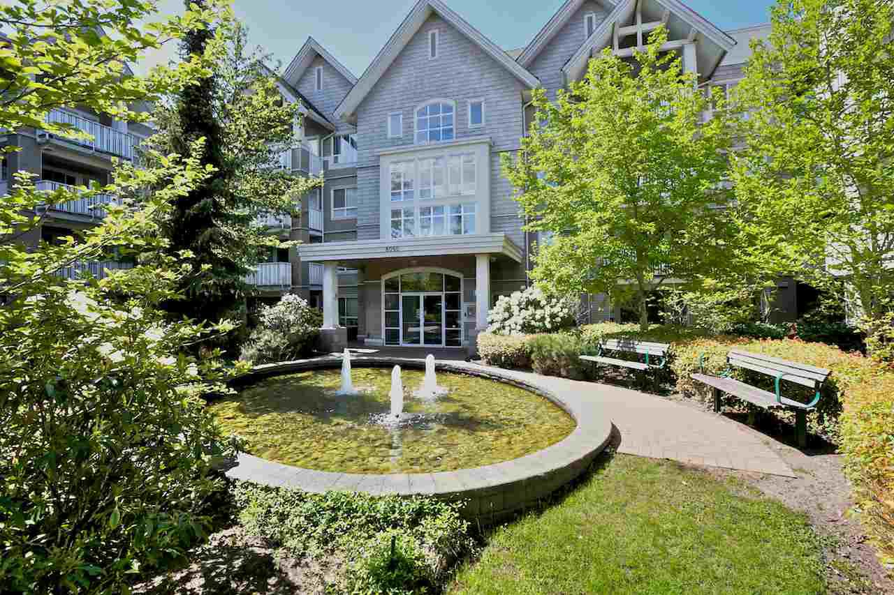 "Main Photo: 220 8060 JONES Road in Richmond: Brighouse South Condo for sale in ""ZENIA GARDEN"" : MLS®# R2041637"