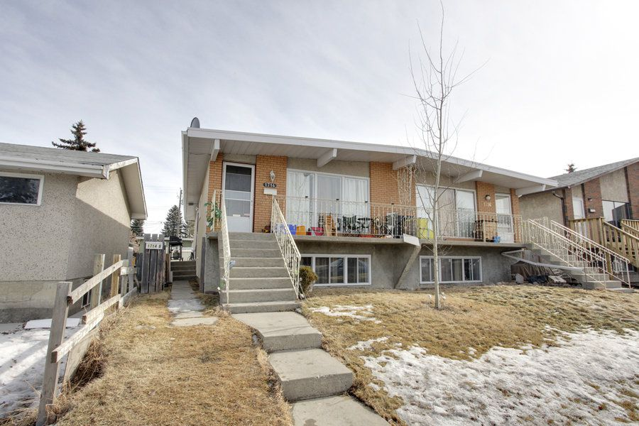 Main Photo: 1714 48 St SE in Calgary: Duplex for sale : MLS®# C3604164
