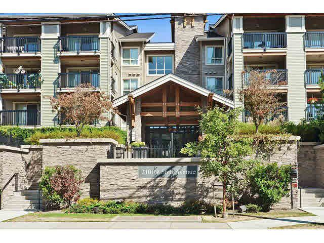 Main Photo: 309 21009 56 Avenue in Langley: Salmon River Condo for sale : MLS®# R2119471