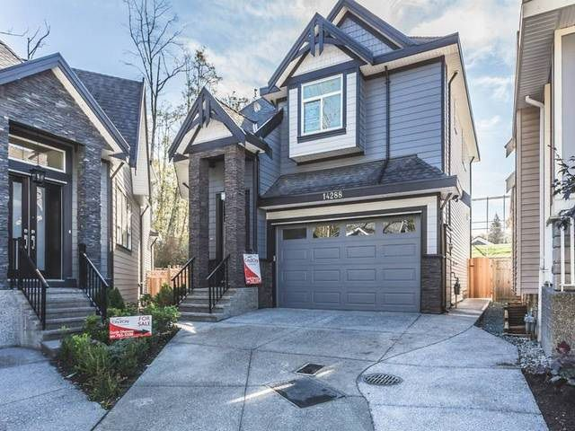 Main Photo: 14288 61A Avenue in Surrey: Sullivan Station House for sale : MLS®# R2130740