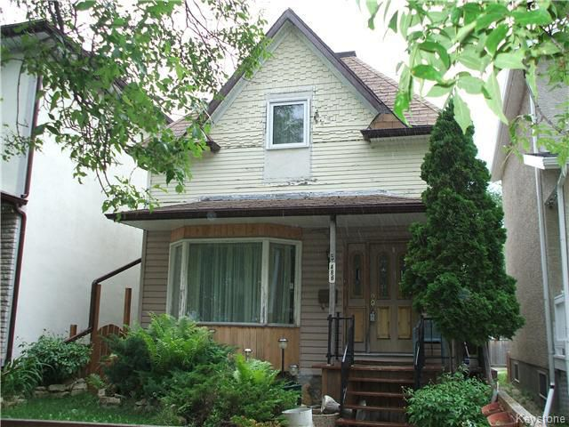 Main Photo: 486 Banning Street in Winnipeg: West End Residential for sale (5C)  : MLS®# 1715423