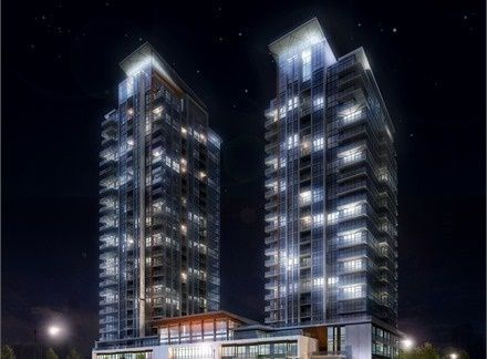 Main Photo: 2107 75 W Eglinton Avenue in Mississauga: Hurontario Condo for lease : MLS®# W3875344