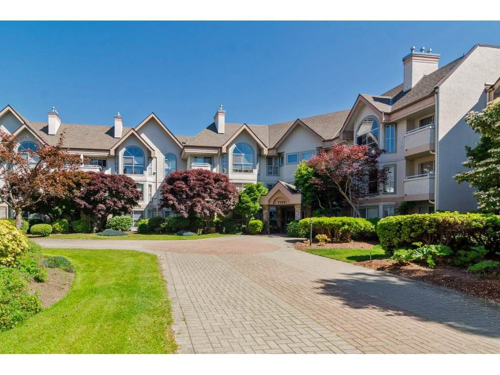 """Main Photo: 107 7171 121 Street in Surrey: West Newton Condo for sale in """"THE HIGHLANDS"""" : MLS®# R2282753"""