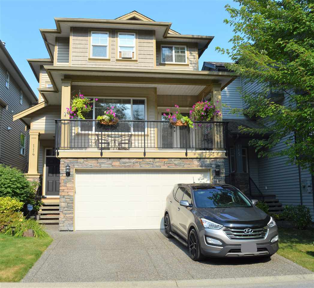 "Main Photo: 114 23925 116 Avenue in Maple Ridge: Cottonwood MR House for sale in ""CHERRY HILLS"" : MLS®# R2294532"