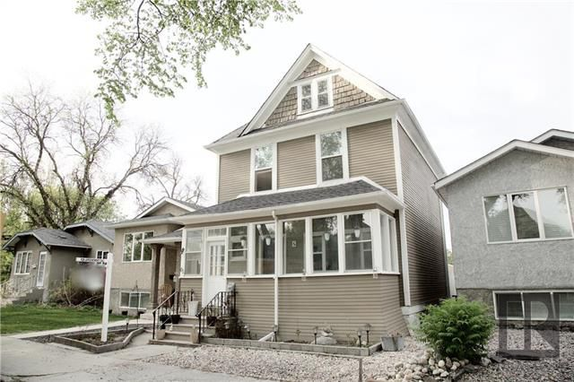 Main Photo: 61 McAdam Avenue in Winnipeg: Scotia Heights Residential for sale (4D)  : MLS®# 1822196