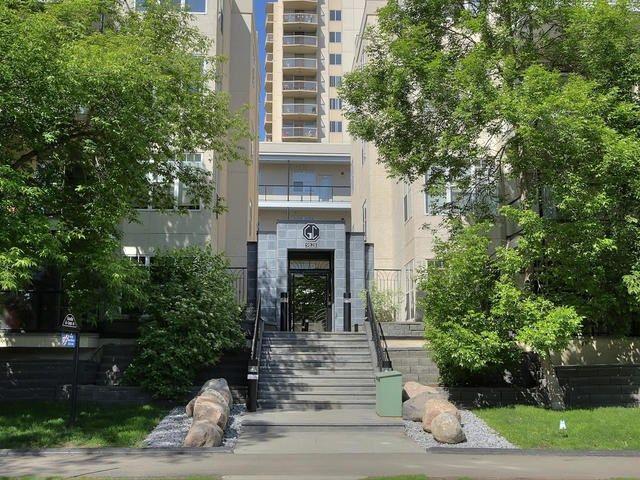 Main Photo: 205 9828 112 Street in Edmonton: Zone 12 Condo for sale : MLS®# E4131809