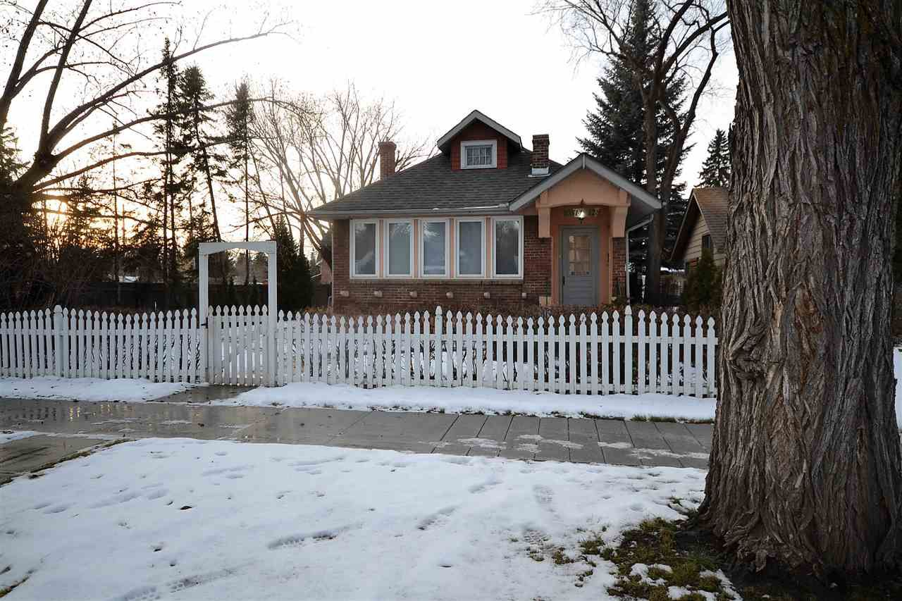 Main Photo: 10514 128 Street NW in Edmonton: Zone 07 House for sale : MLS®# E4136533