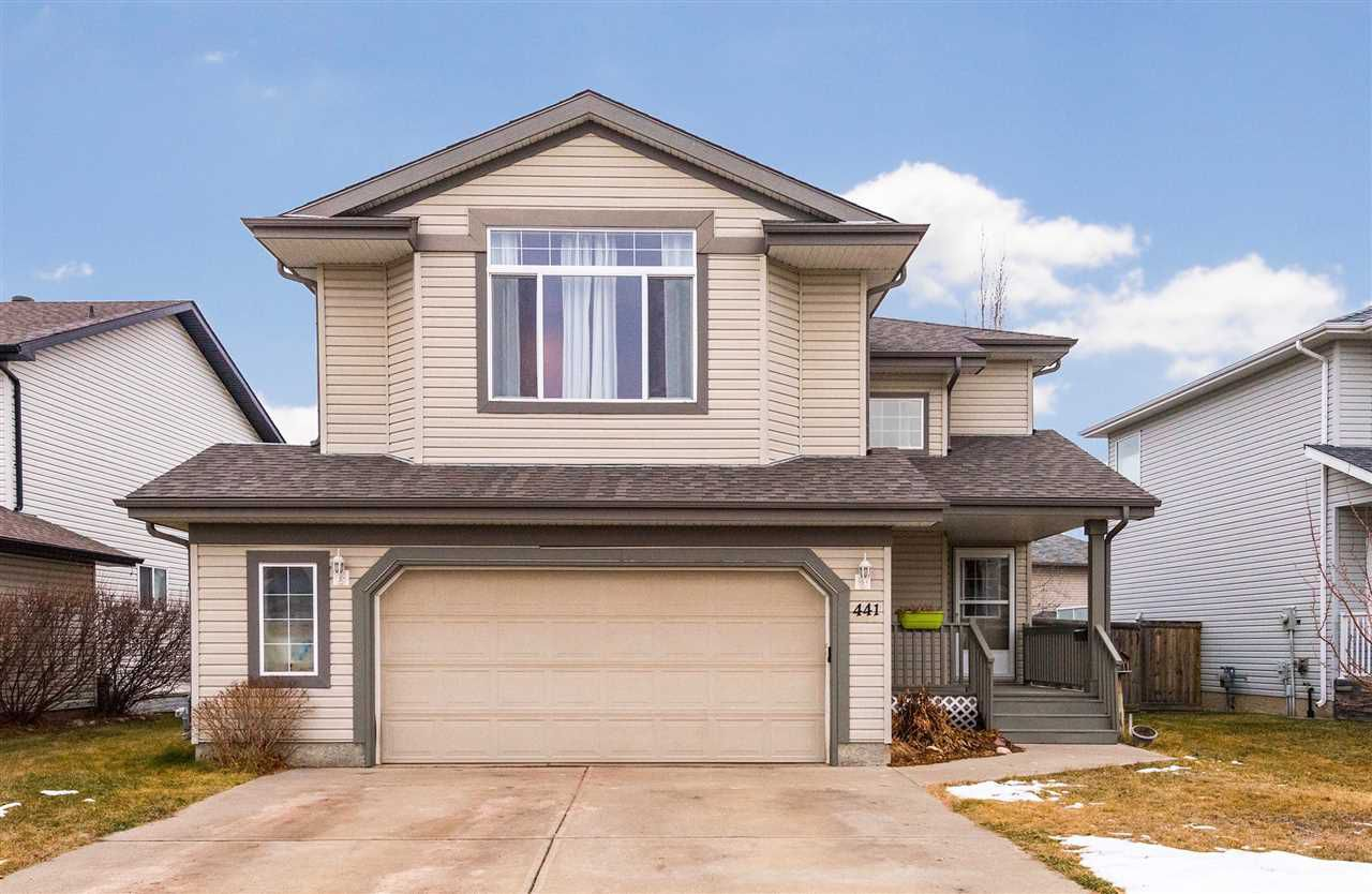 Main Photo: 441 Davenport Drive: Sherwood Park House for sale : MLS®# E4136826