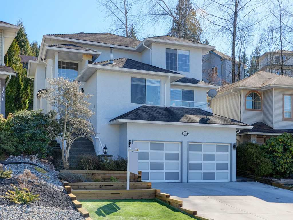 Main Photo: 1672 MCPHERSON Drive in Port Coquitlam: Citadel PQ House for sale : MLS®# R2342034