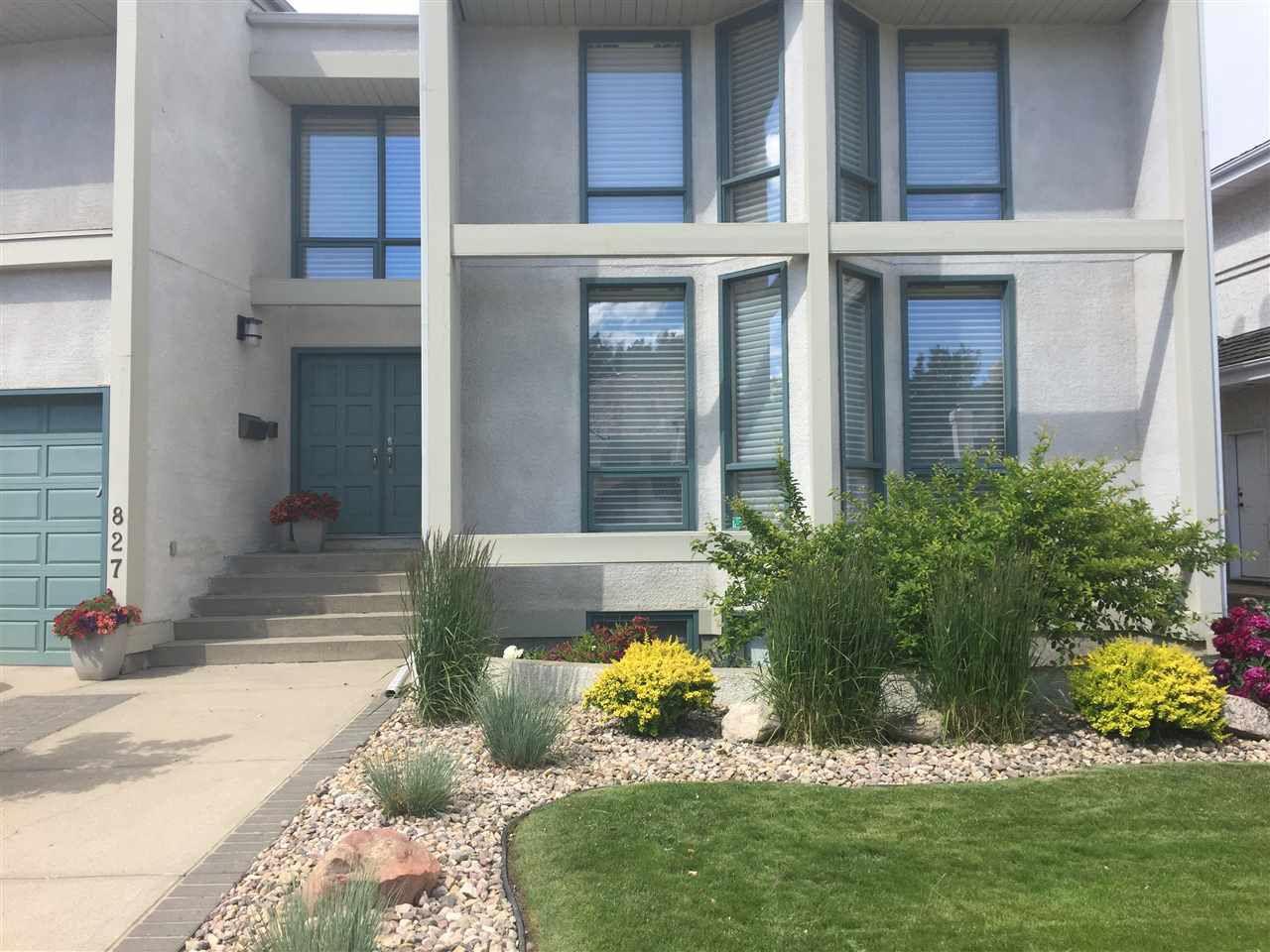 Photo 30: Photos: 827 WHEELER Road W in Edmonton: Zone 22 House for sale : MLS®# E4151881