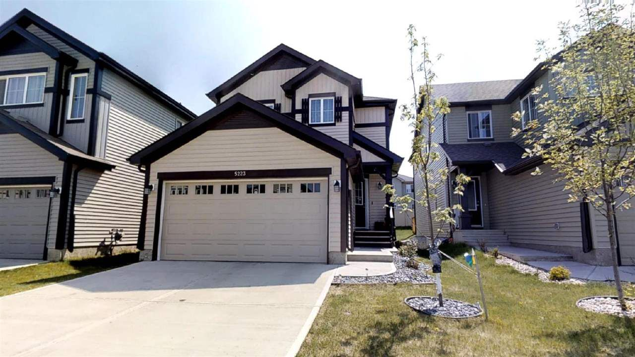 Main Photo: 5223 19A Avenue SW in Edmonton: Zone 53 House for sale : MLS®# E4159225