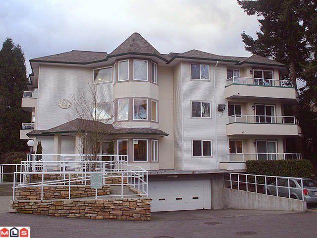"Main Photo: 205 3063 IMMEL Street in Abbotsford: Central Abbotsford Condo for sale in ""Clayburn Ridge"" : MLS®# F1110665"