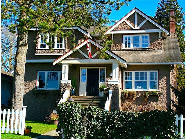 Main Photo: 3450 EAST Boulevard in Vancouver: Shaughnessy House for sale (Vancouver West)  : MLS®# V987918