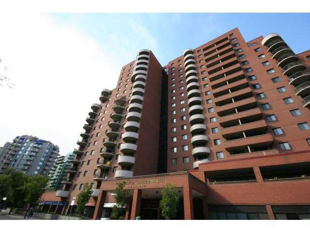 Main Photo: # 1210 738 3 AV SW in CALGARY: Eau Claire Condo for sale (Calgary)  : MLS®# C3591064