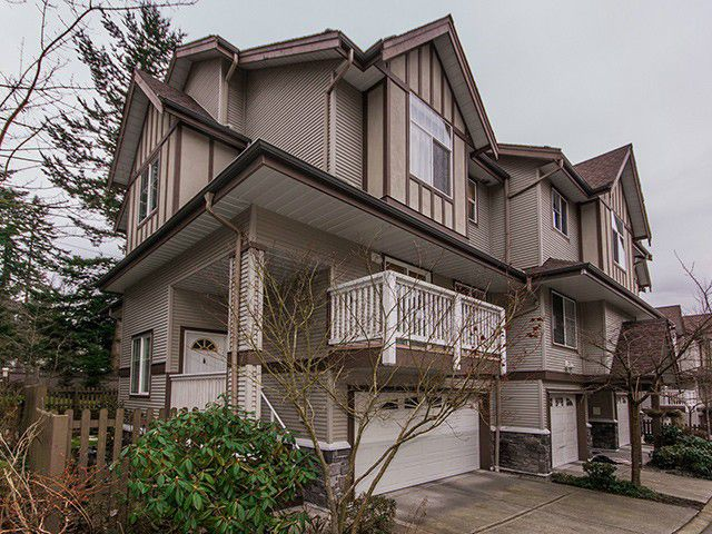 """Main Photo: 49 15133 29A Avenue in Surrey: King George Corridor Townhouse for sale in """"STONEWOODS"""" (South Surrey White Rock)  : MLS®# F1401497"""
