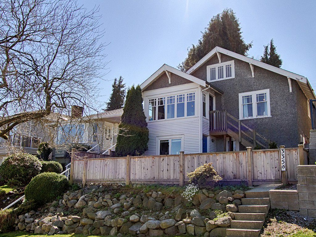 Main Photo: 3356 CHURCH Street in Vancouver: Collingwood VE House for sale (Vancouver East)  : MLS®# V1056270