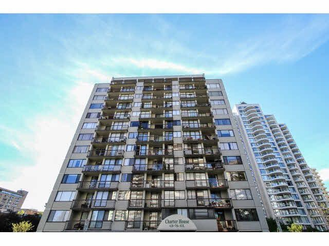 """Main Photo: 301 620 SEVENTH Avenue in New Westminster: Uptown NW Condo for sale in """"CHARTER HOUSE"""" : MLS®# V1094826"""