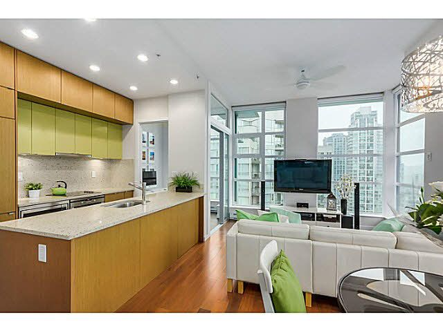 "Main Photo: 1206 1205 HOWE Street in Vancouver: Downtown VW Condo for sale in ""ALTO"" (Vancouver West)  : MLS®# V1103583"