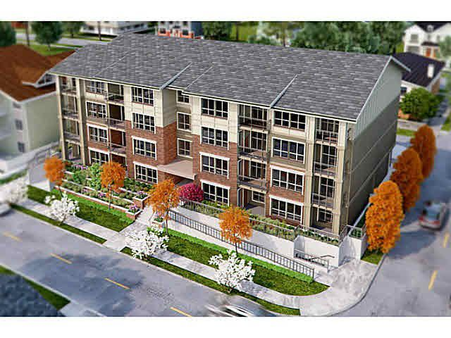 """Main Photo: 203 2288 WELCHER Avenue in Port Coquitlam: Central Pt Coquitlam Condo for sale in """"AMANTI ON WELCHER"""" : MLS®# R2011563"""