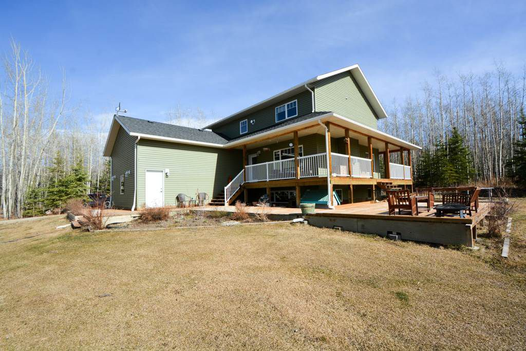 Main Photo: 13250 BROWN 283Q Road in Charlie Lake: Fort St. John - Rural W 100th House for sale (Fort St. John (Zone 60))  : MLS®# R2059374
