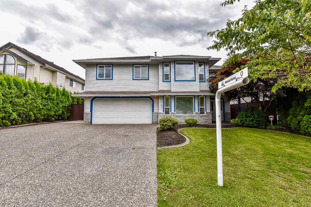 Main Photo: 8181 KUNIMOTO Court in Mission: Mission BC House for sale : MLS®# R2178477