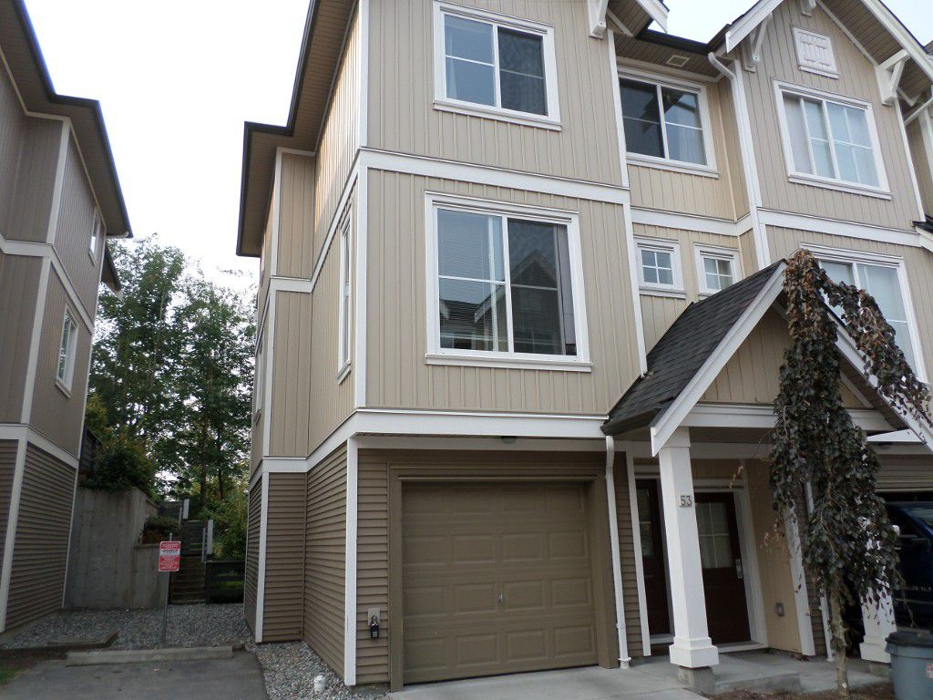 Main Photo: 53 31032 Westridge Place in Abbotsford: Abbotsford West Townhouse for sale : MLS®# R2194878