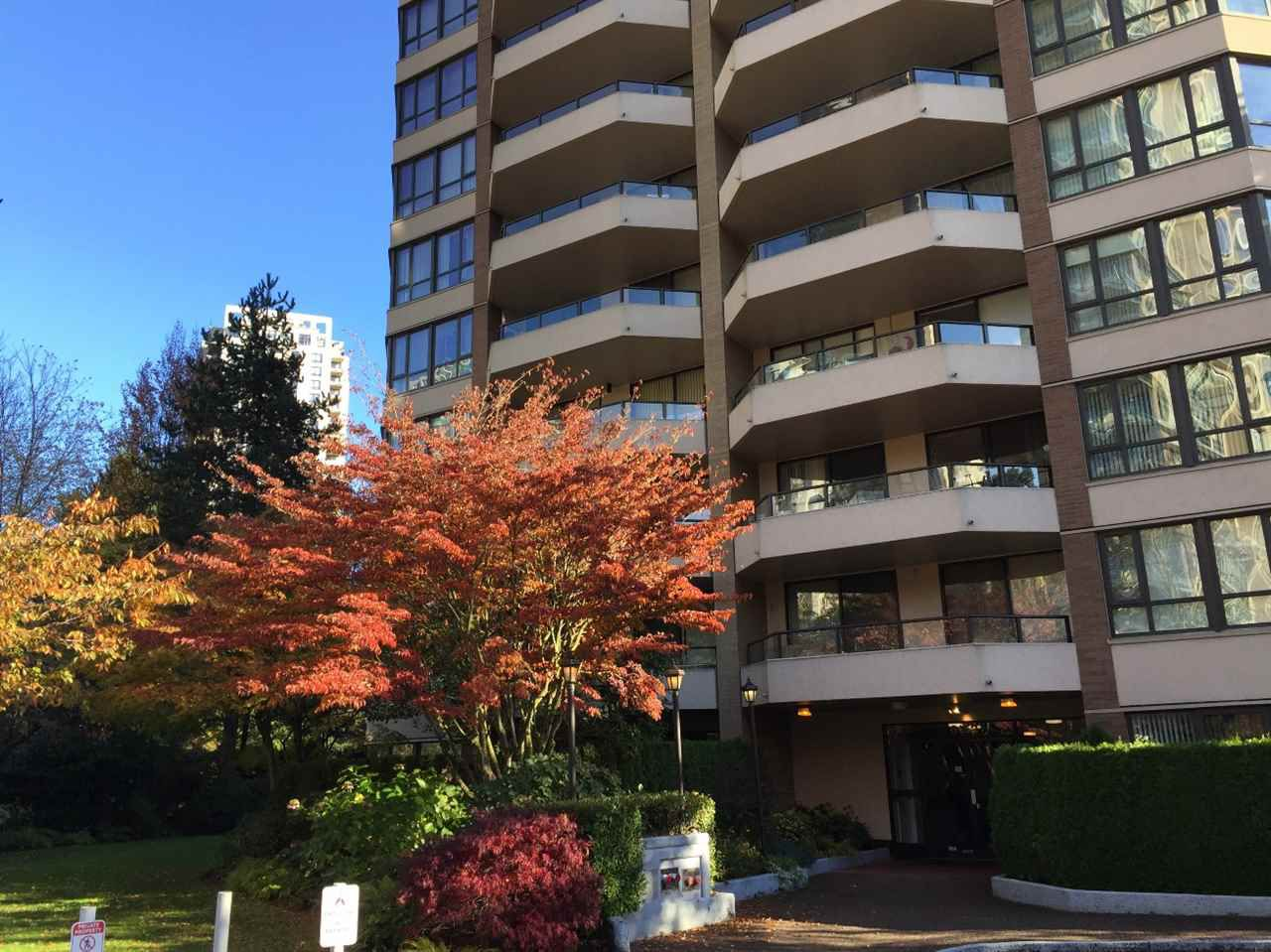 """Main Photo: 101 6152 KATHLEEN Avenue in Burnaby: Metrotown Condo for sale in """"EMBASSY"""" (Burnaby South)  : MLS®# R2221431"""