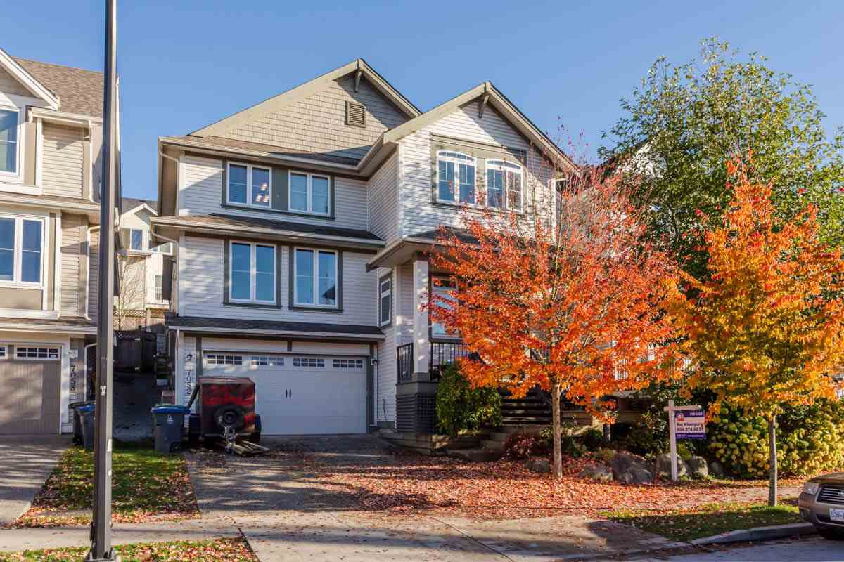 """Main Photo: 7052 178 Street in Surrey: Cloverdale BC House for sale in """"Saddle Creek at Provinceton"""" (Cloverdale)  : MLS®# R2225483"""