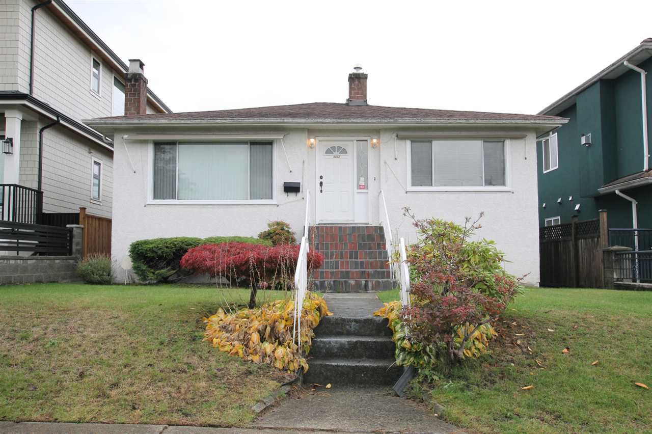 Main Photo: 6892 RALEIGH Street in Vancouver: Killarney VE House for sale (Vancouver East)  : MLS®# R2238630