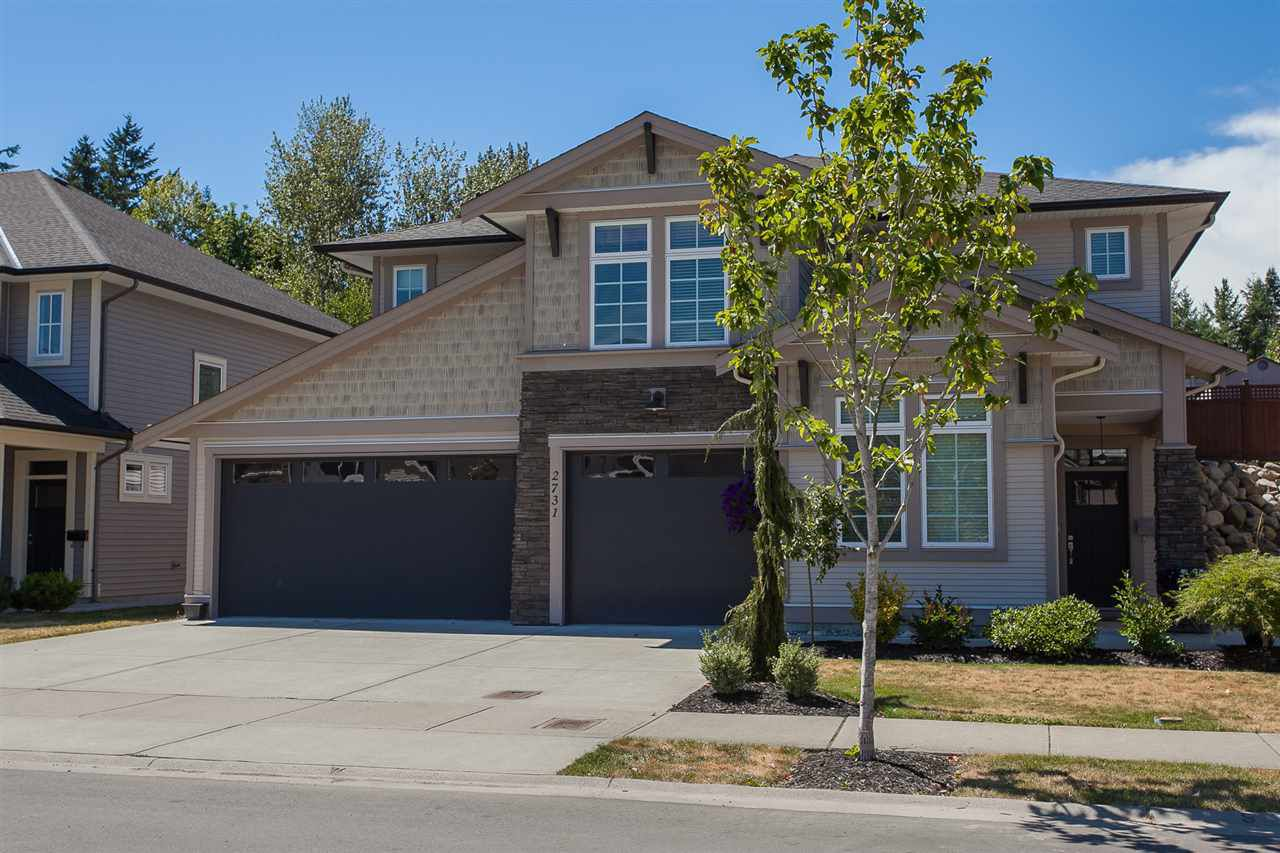 Main Photo: 2731 Bristol Avenue in Abbotsford: Abbotsford East House for sale : MLS®# R2192510