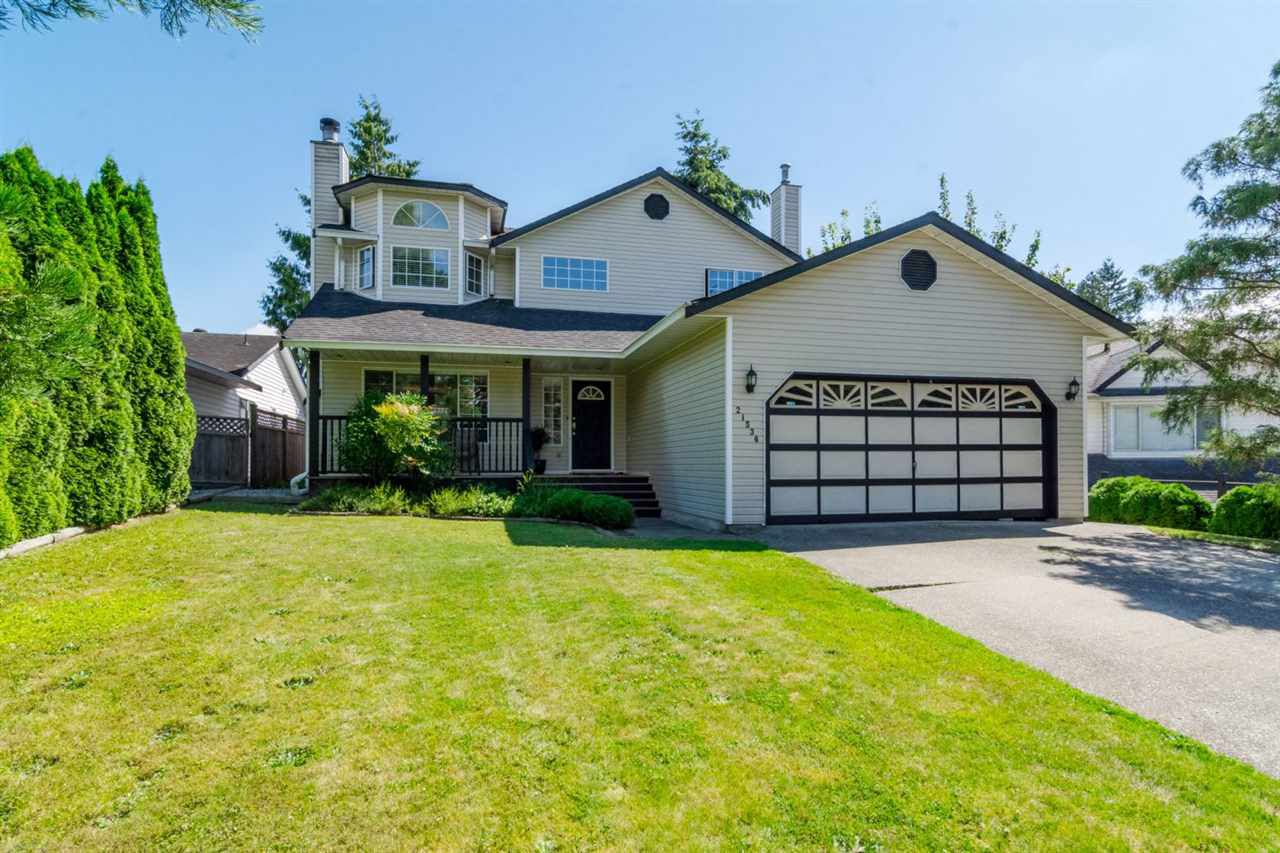 Main Photo: 21536 94A AVENUE in : Walnut Grove House for sale (Langley)  : MLS®# R2089741