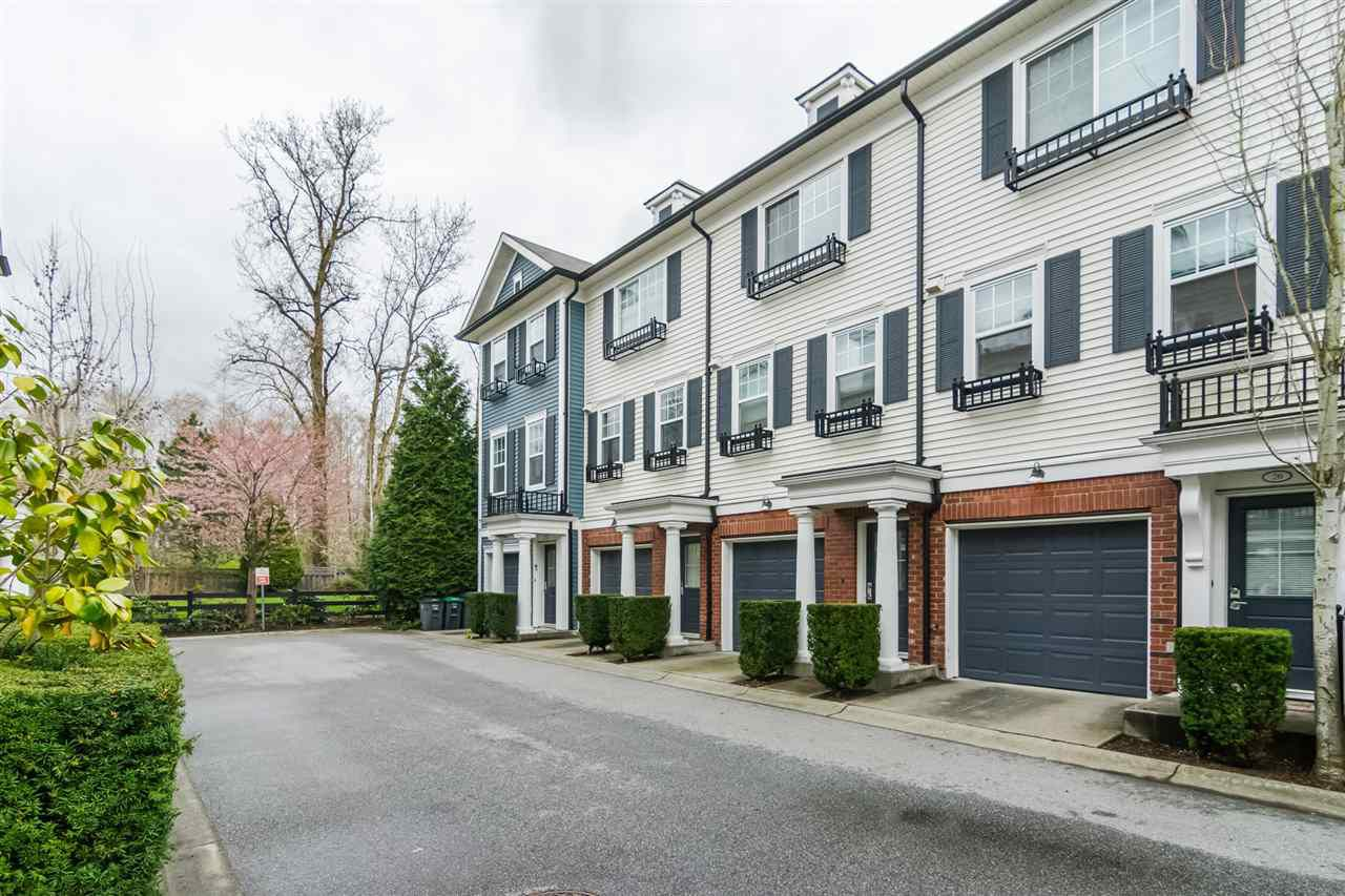 """Main Photo: 21 18983 72A Avenue in Surrey: Clayton Townhouse for sale in """"The Kew"""" (Cloverdale)  : MLS®# R2253403"""