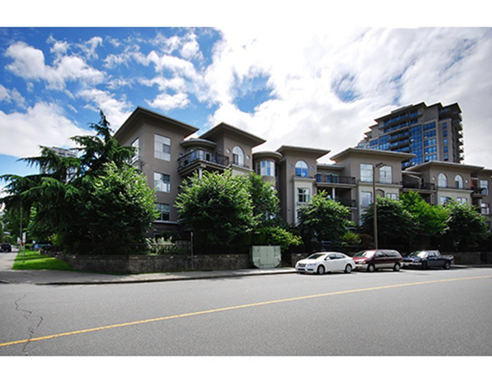 """Main Photo: 218 1185 PACIFIC Street in Coquitlam: North Coquitlam Condo for sale in """"Centreville"""" : MLS®# R2282245"""