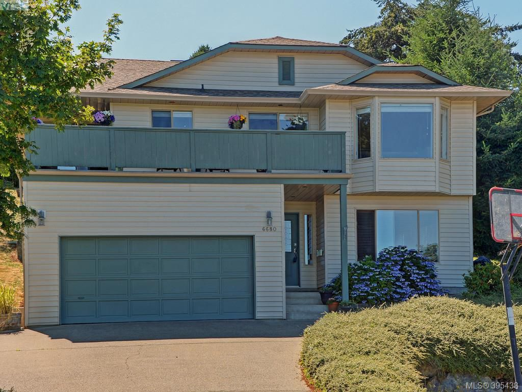 Main Photo: 6680 Rey Road in VICTORIA: CS Tanner Single Family Detached for sale (Central Saanich)  : MLS®# 395438