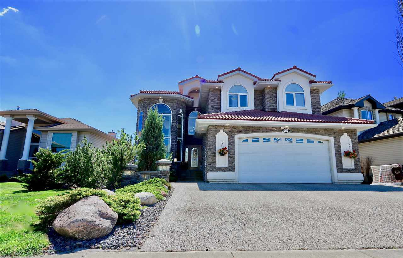 Main Photo: 8703 163 Avenue in Edmonton: Zone 28 House for sale : MLS®# E4122161