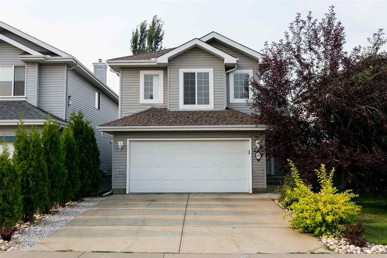 Main Photo: 608 GLENWRIGHT Crescent in Edmonton: Zone 58 House for sale : MLS®# E4124446