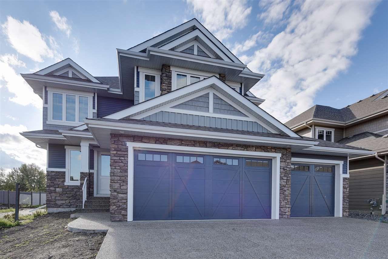 Main Photo: 684 180 Street in Edmonton: Zone 56 House for sale : MLS®# E4131075
