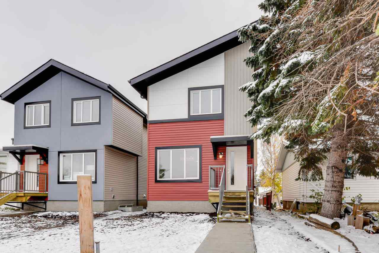 Main Photo: 8017A 161 Street in Edmonton: Zone 22 House for sale : MLS®# E4132596