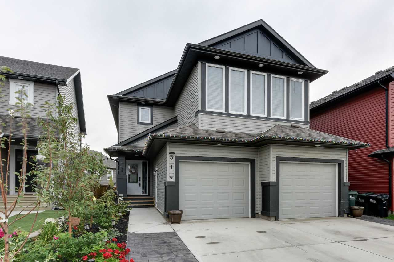 Main Photo: 314 STILL CREEK Crescent: Sherwood Park House for sale : MLS®# E4134277
