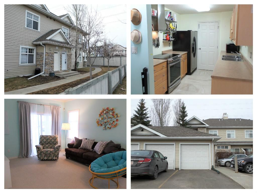 Main Photo: 63 1179 SUMMERSIDE Drive in Edmonton: Zone 53 Carriage for sale : MLS®# E4141303
