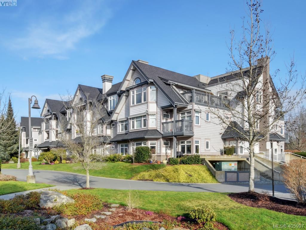 Main Photo: 336 4490 Chatterton Way in VICTORIA: SE Broadmead Condo Apartment for sale (Saanich East)  : MLS®# 405097